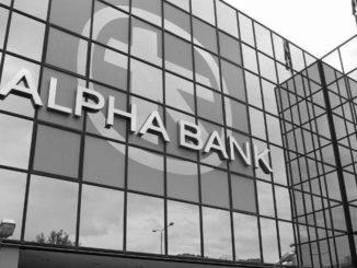 Alpha Bank's new securitizations boost stock